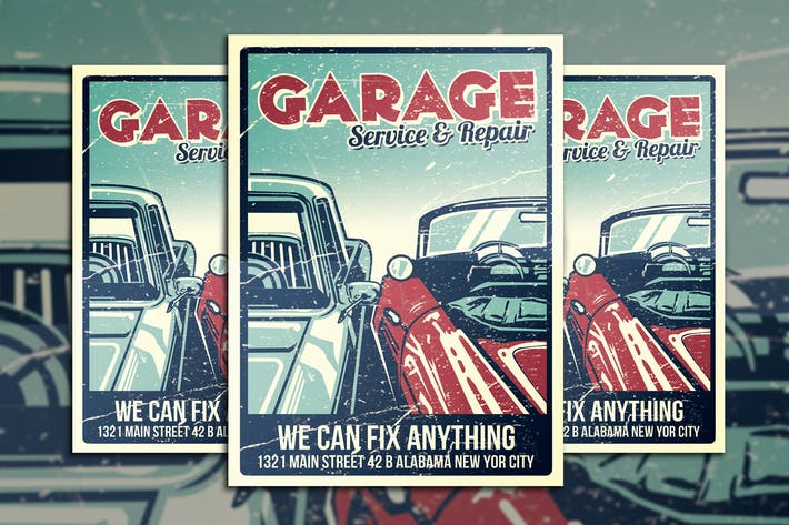 Garage Car Service & Repair