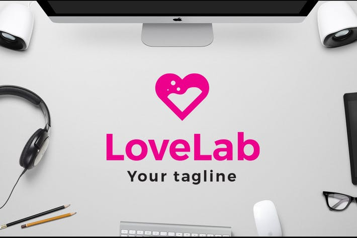 Thumbnail for Love Laboratory Logo
