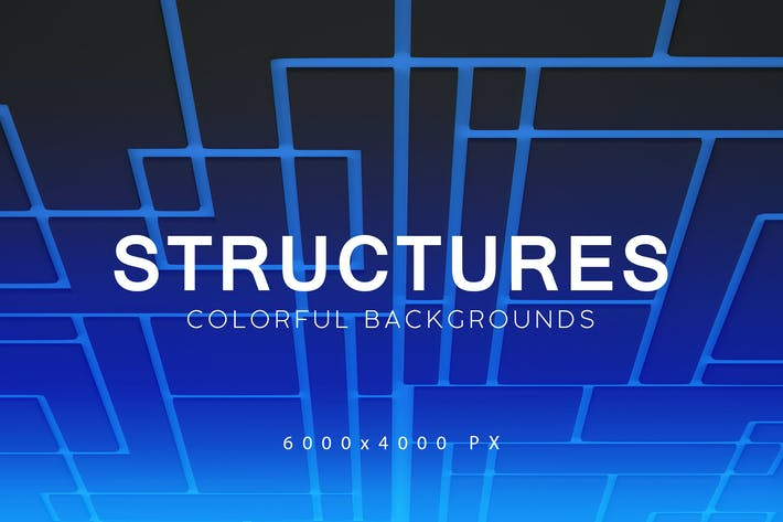 Thumbnail for Structures 3D Backgrounds