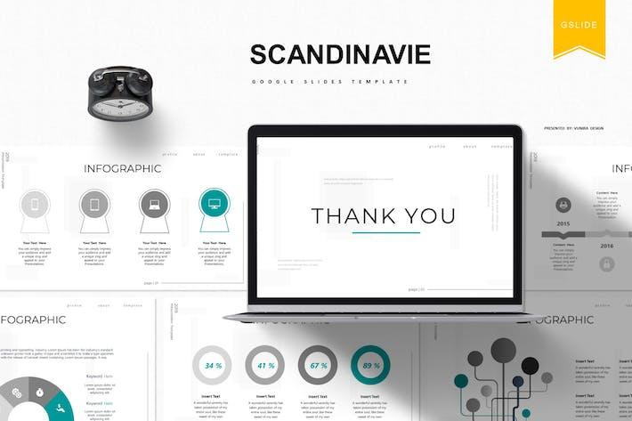 Scandinavie | Google Slides Template