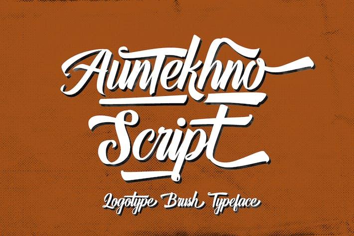Thumbnail for Auntekhno Script