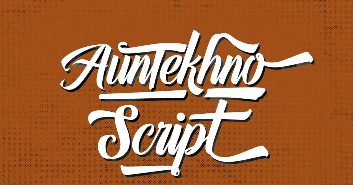 Download Auntekhno Script by Voltury