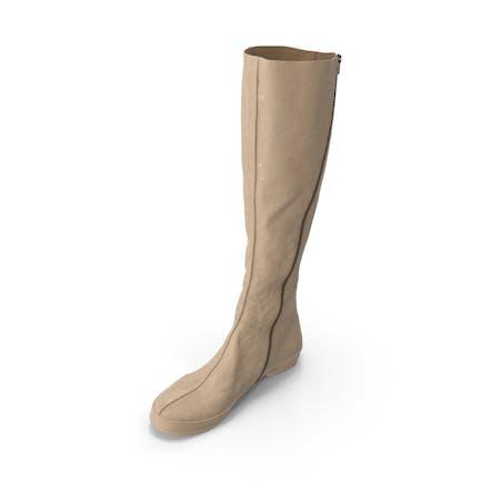 Women's High Heel Shoes Beige