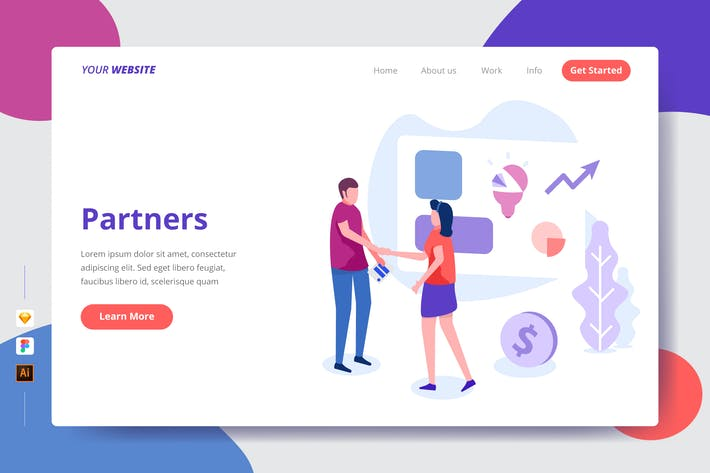 Thumbnail for Partners - Landing Page