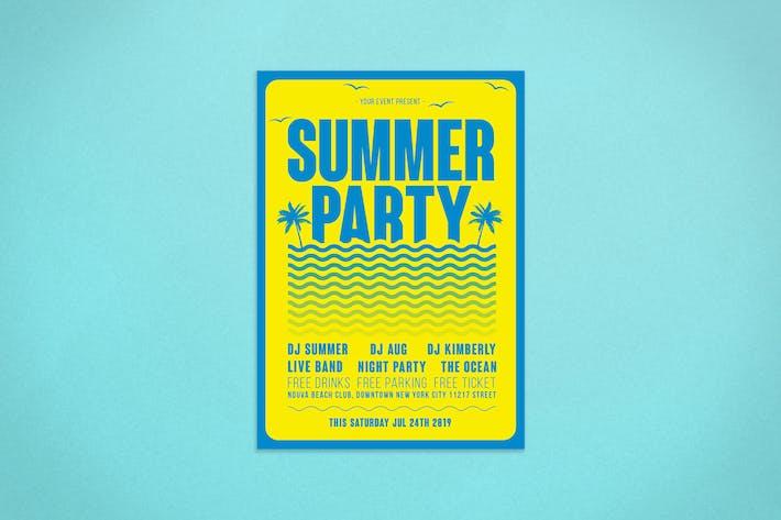 Thumbnail for Sommer Flyer
