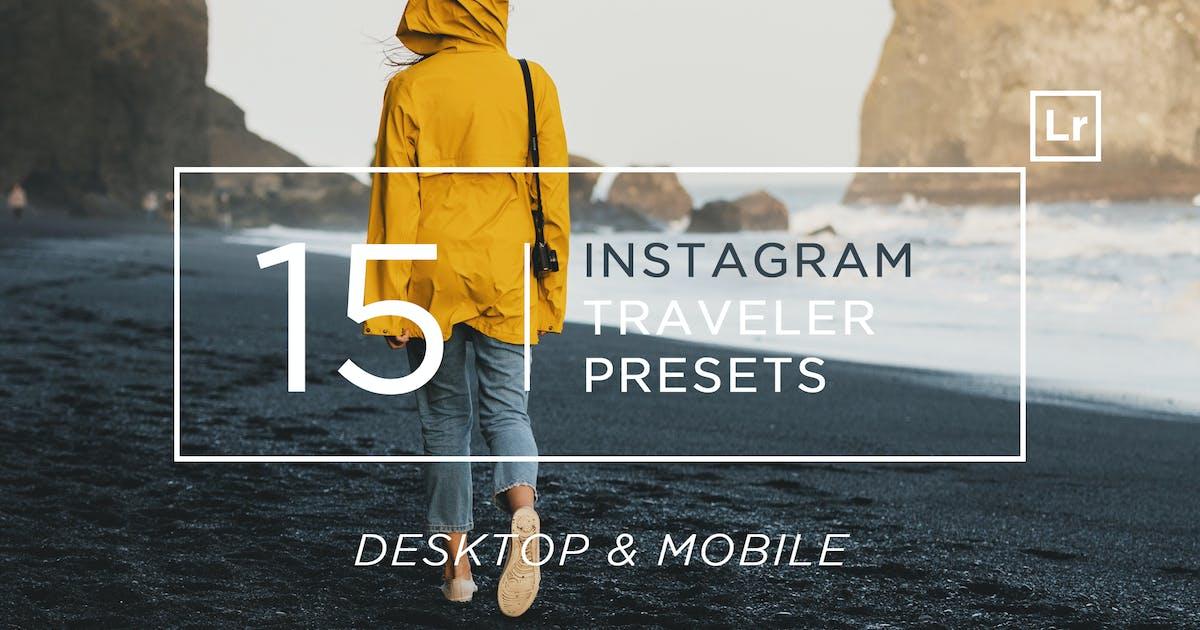 Download 15 Instagram Traveler Ligtroom Presets + Mobile by zvolia