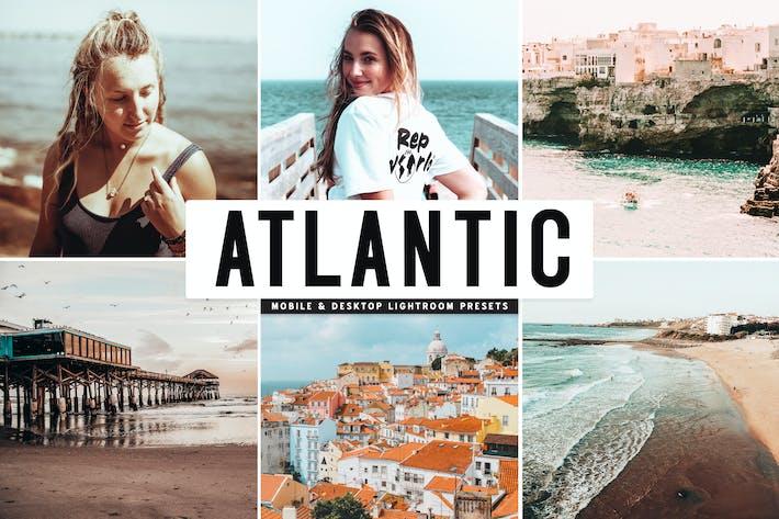 Thumbnail for Atlantic Mobile & Desktop Lightroom Presets