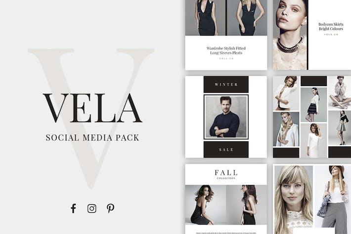 Thumbnail for Vela Social Media Pack
