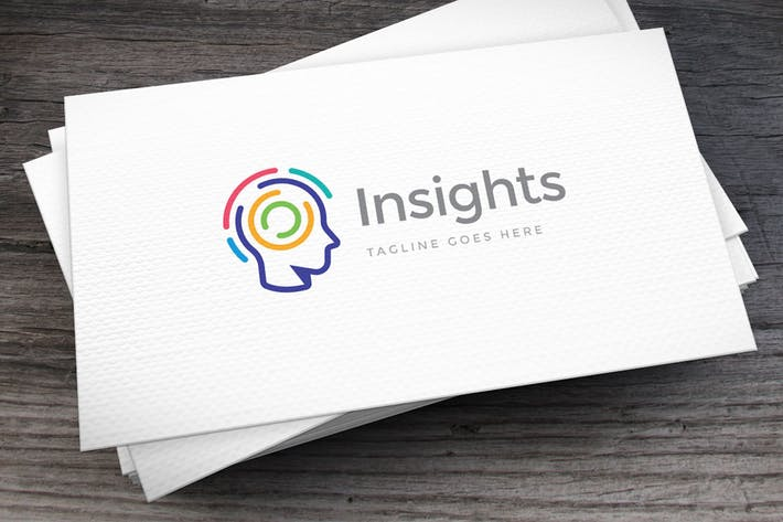 Thumbnail for Insights Logo Template
