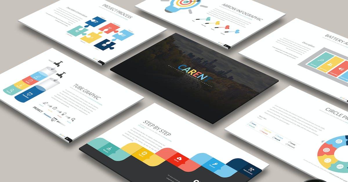 Download CAREN Powerpoint by Artmonk