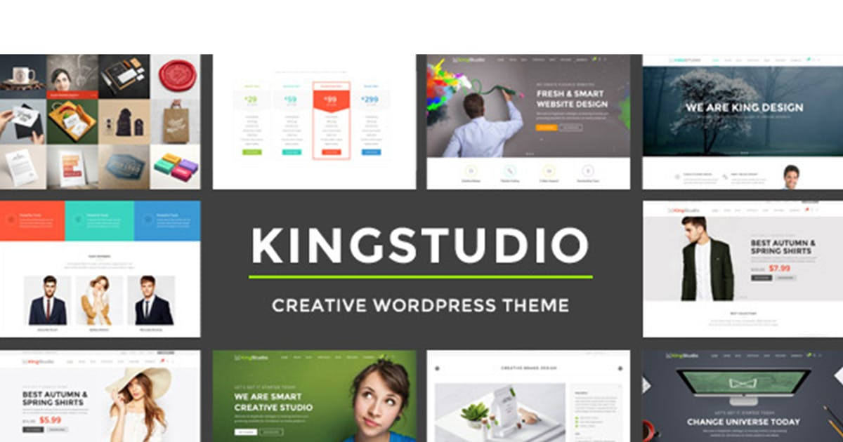 Download Kingstudio - MultiPurpose HTML Template by max-themes