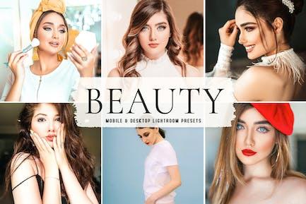Пресеты Beauty Mobile и Desktop Lightroom