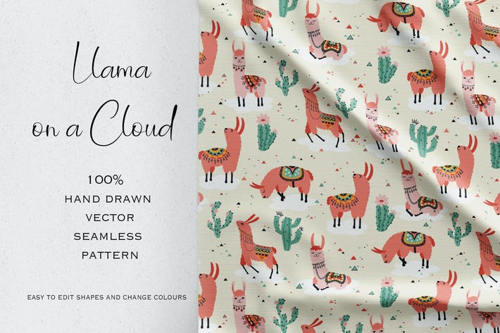 Cover Image For Llama on a cloud