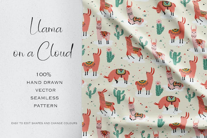 Thumbnail for Llama on a cloud