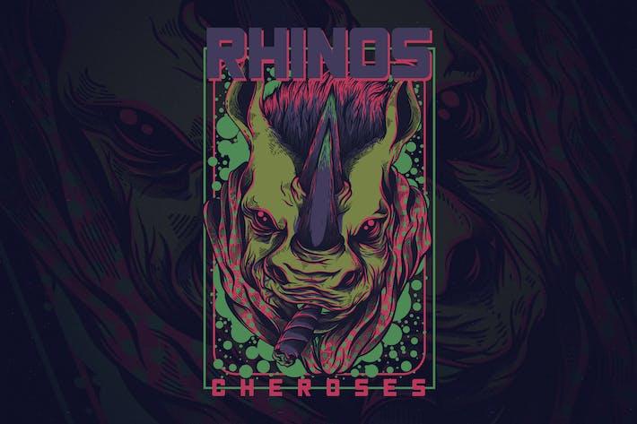 Rhinos Cheroses