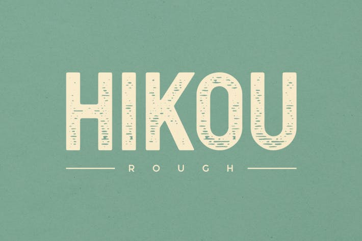 Thumbnail for Hikou Rough