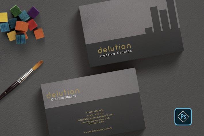 Thumbnail for Creative Studios Business Card
