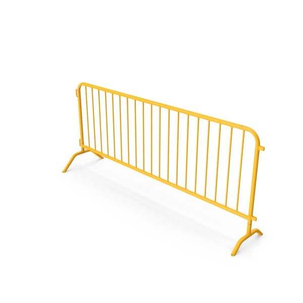 Barriere Gelb Feststoff