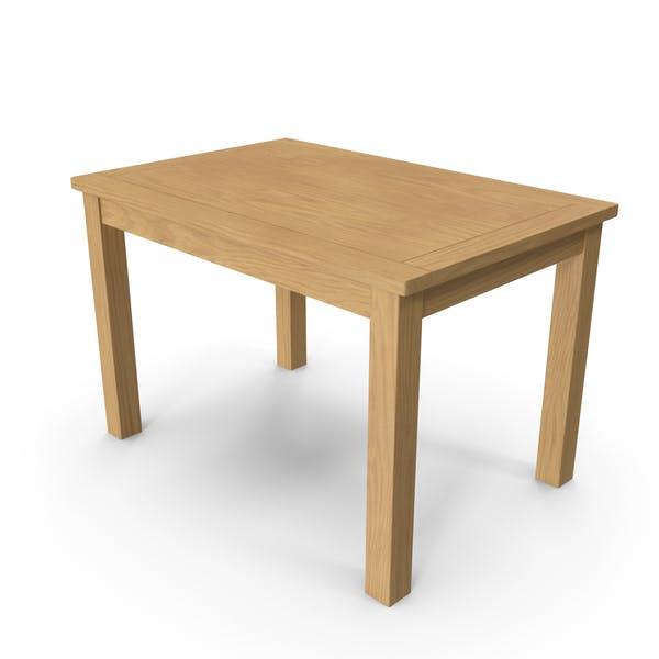 Portland Oak Dining Table