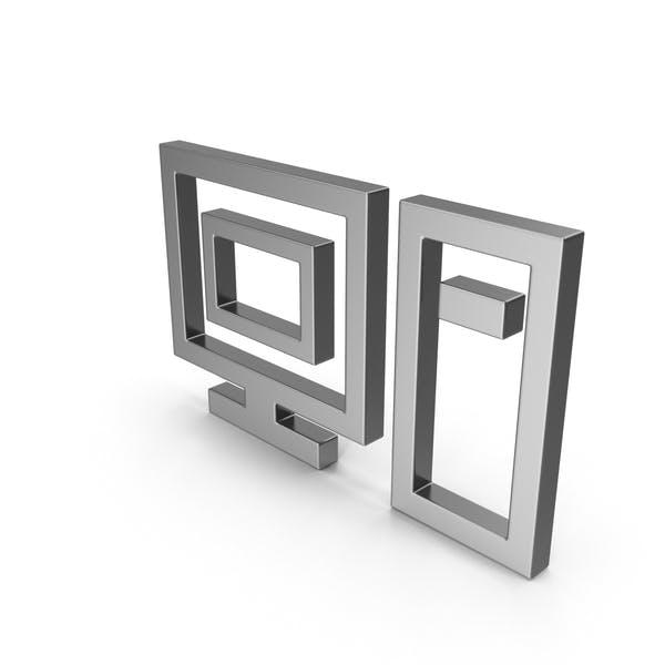 Символ Компьютерная сталь