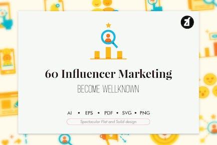 60 Influencer marketing elements
