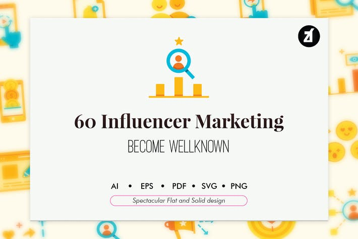 Thumbnail for 60 Influencer marketing elements
