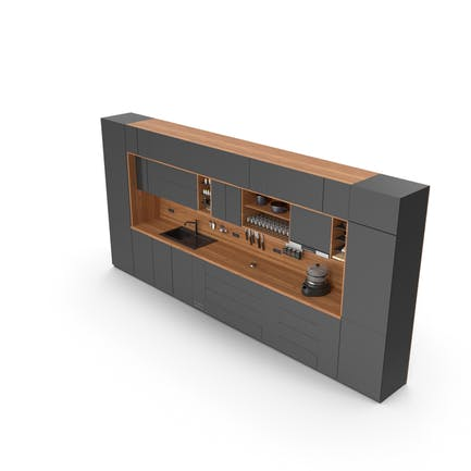 Kitchen Furniture Set Cabinets