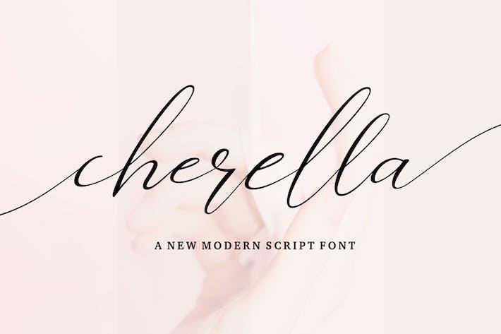 Thumbnail for Cherella Script