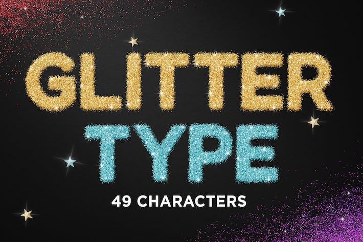 Thumbnail for Glitter Type