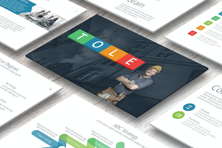 Download 7 Excel Presentation Templates Envato Elements