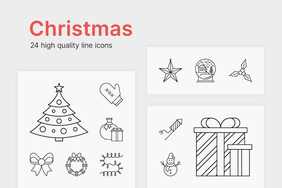 WeihnachtsIcons