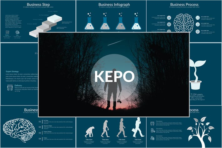 Cover Image For KEPO Google Slides