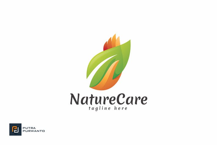 Thumbnail for Nature Care - Logo Template