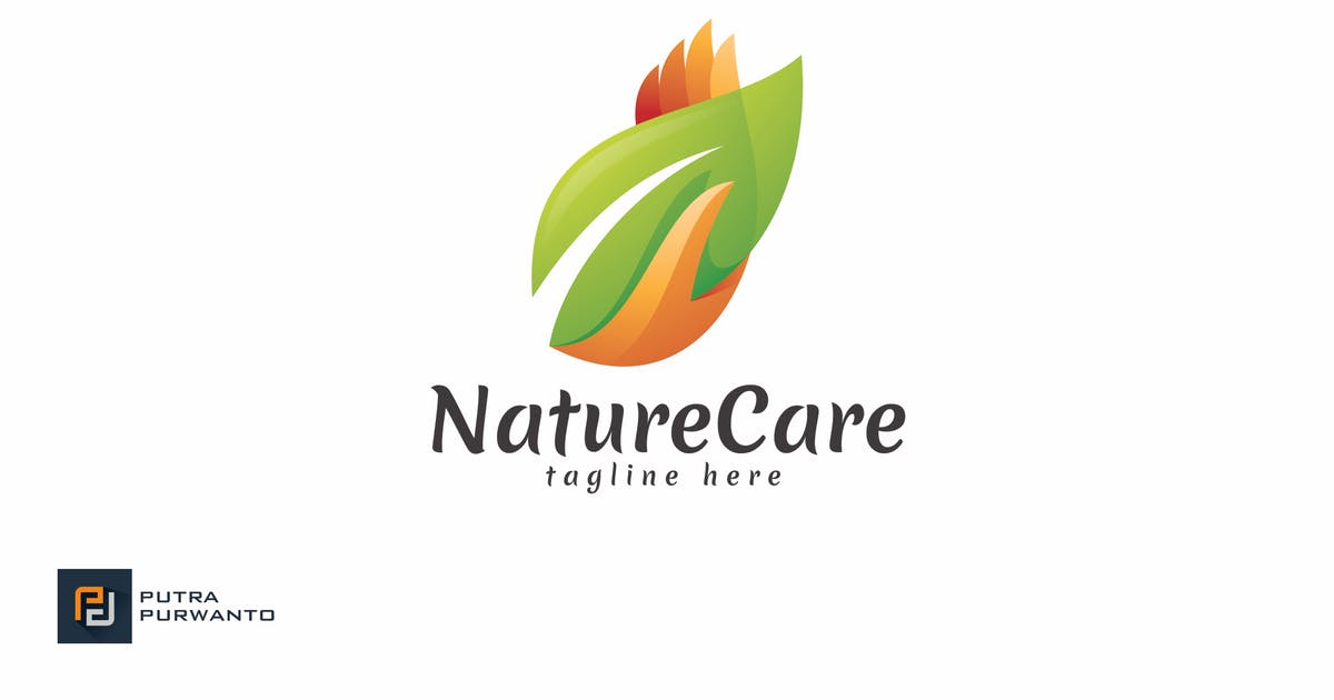 Download Nature Care - Logo Template by putra_purwanto