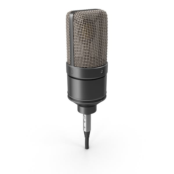 Thumbnail for Condenser Microphone