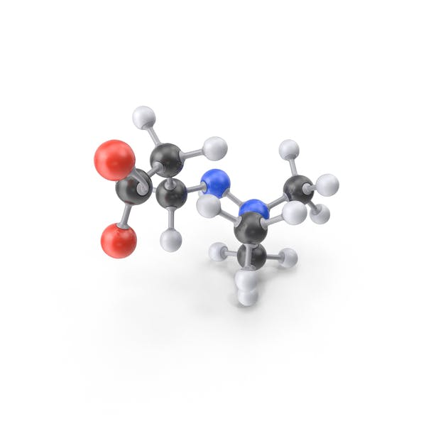 Thumbnail for Meldonium Molecule