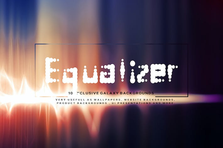 Thumbnail for Abstract Equalizer Backgrounds