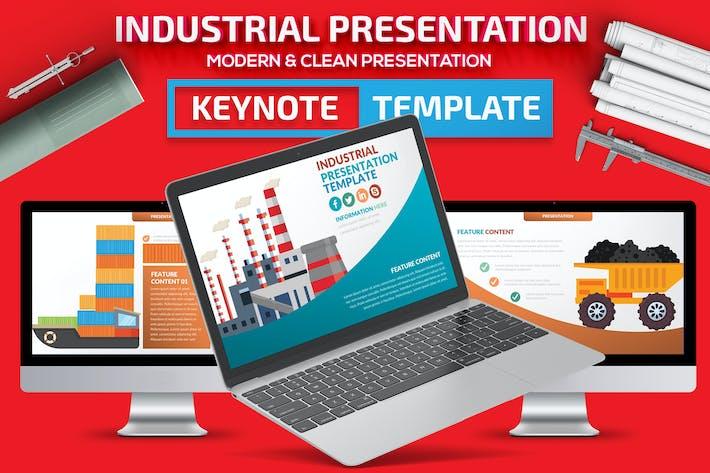 Thumbnail for Industrial Keynote Presentation