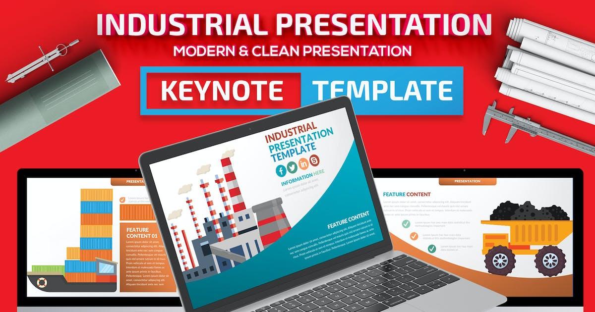 Download Industrial Keynote Presentation by mamanamsai