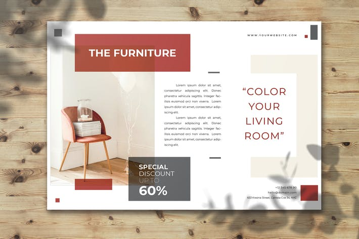 Thumbnail for Furniture Flyer