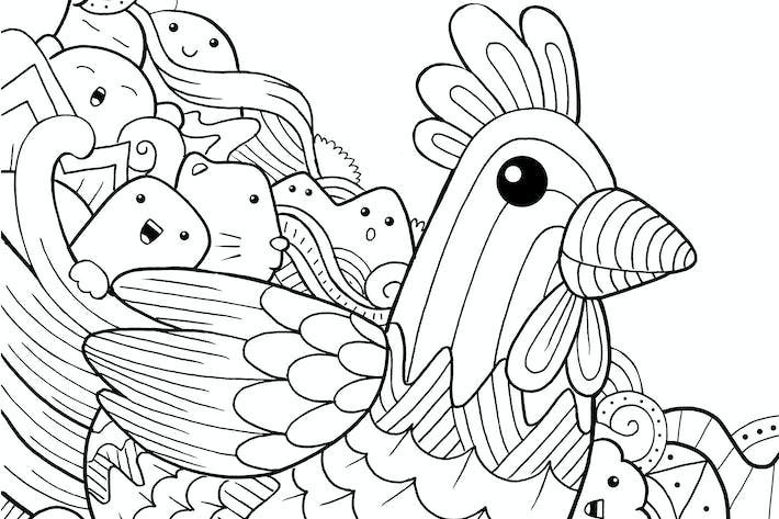 Thumbnail for Chicken Doodle