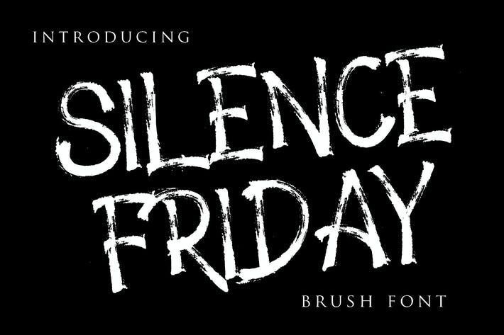 Thumbnail for Silence Friday