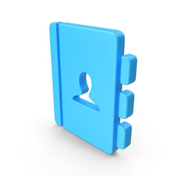 Address-Book Web Icon