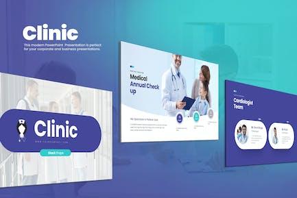 Clinic PowerPoint Presentation
