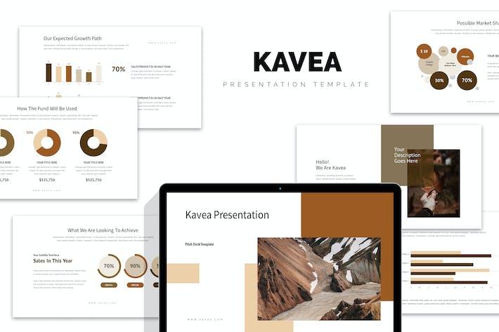 Thumbnail for Кавеа: Коричневый цвет тон колоды Pitch Keynote