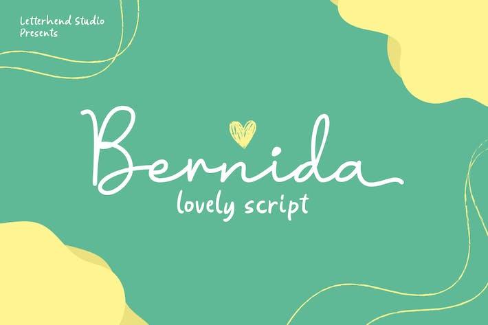 Thumbnail for Bernida - Lovely Script