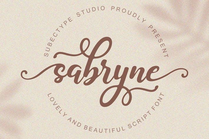 Thumbnail for Sabryne