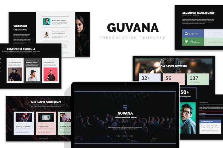 Thumbnail for Guvana : Event, Seminar, Conference Keynote