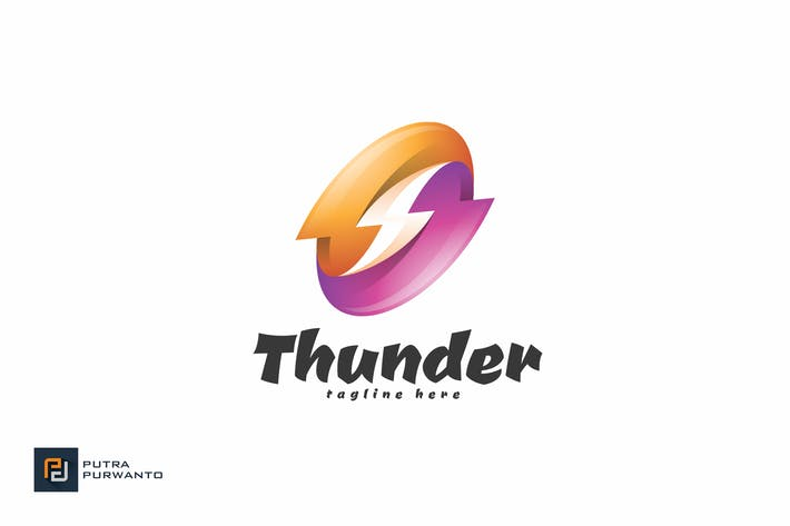 Thumbnail for Thunder - Logo Template