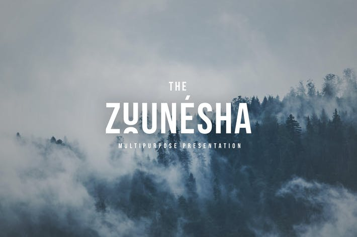 Thumbnail for Zounesha Multipurpose Presentation